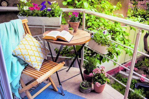 Der Balkon sollte ein Ort der Harmonie statt des Streits sein. Foto: Shutterstock