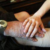 Pflegegelderhöhung