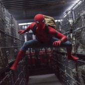 Der Spinnenmann kehrt zurück