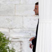 Macron plant Hotspots für Flüchtlinge in Libyen