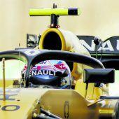 Halo-System spaltet Formel 1