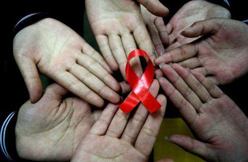 Der jetzt vorgestellte Welt-Aids-Bericht zeigt, dass 2016 weltweit 70 Prozent der Infizierten von ihrer Erkrankung wissen. Foto: apa