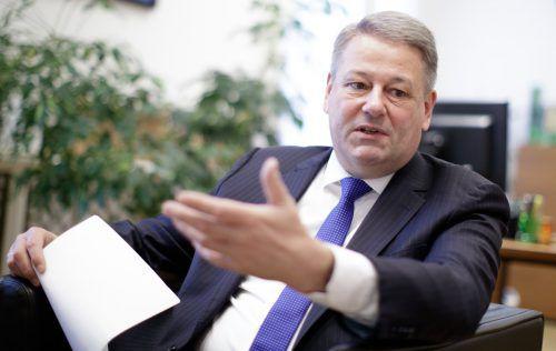 """Der Landwirtschaftsminister legte seinen """"Masterplan"""" vor. Foto: aPA"""