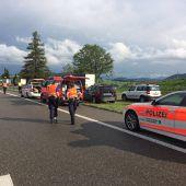 Fußgänger (36) tödlich verletzt