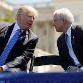 Trump bricht mit Sessions