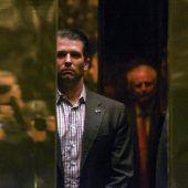 Trump Jr. traf Anwältin aus Russland