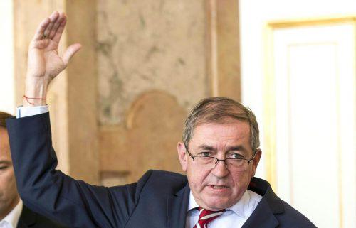 Der SPÖ-Politiker Heinz Schaden ist seit dem Jahr 1999 Bürgermeister der Stadt Salzburg. FOTO: APA