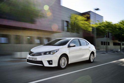 Der Toyota Corolla bleibt auch 2017 das meistverkaufte Auto der Welt.