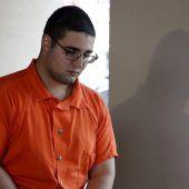 Verdächtiger gesteht Mord an vier Männern