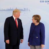 Drohgebärden vor G20-Gipfel