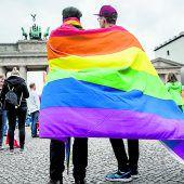 Ehe für gleichgeschlechtliche Paare