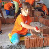 Mäderer Kinder bauten ein Haus