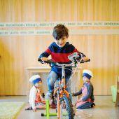 Energiemeisterschaft in elf Kindergärten