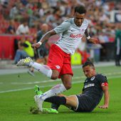 RB Salzburg spaziert in CL-Quali nach Kroatien