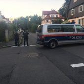 Verzweiflungstat mit Gewehr in Bregenz