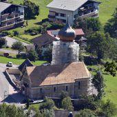Bürserberger Pfarrkirche erhält neuen Glanz