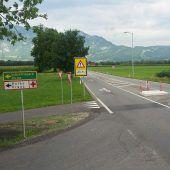 Gefährlicher Radübergang soll entschärft werden