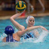Die Wasserball-Damen feiern Vizemeistertitel