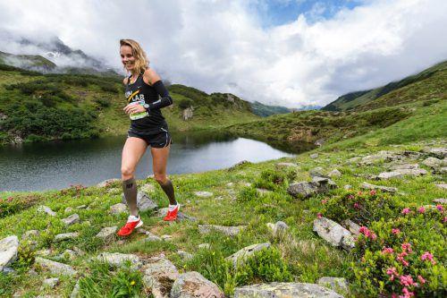 Der Marathon führt die Bergläufer im Verwallgebiet vom Montafon an den Arlberg.montafon Tourismus/Haller