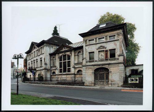 Die Villa am Eingang zur Hohenemser Innenstadt steht vor dem Eigentümerwechsel. Die Stadt nimmt viel Geld in die Hand. Foto:JMH/Gisinger