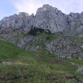 Tödlicher Absturz am Berg