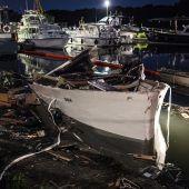 Jacht explodiert in NRW und fordert Verletzte