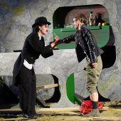 Muttersberg ist bald Theaterkulisse