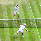 Federer hat jetzt freie Bahn