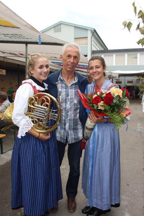 Ein Treffpunkt für Jung und Alt: das Lochauer Dorffest.Foto: bms
