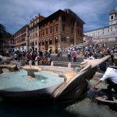 Hitze und Trockenheit: Rom geht Wasser aus