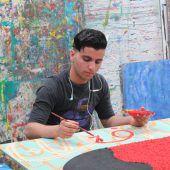 Kunst als heilsamer Zugang für Jugendliche