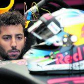 Ricciardo hat Klartext geredet