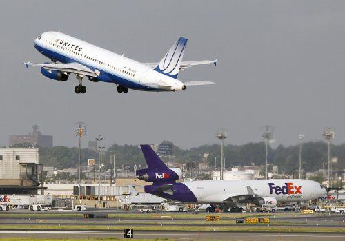Erfreuliche Nachrichten für Menschen mit Flugangst: Die Luftfahrtsicherheit ist auf Rekordkurs. Foto: ap