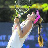 Irina Begu mit Heimvorteil zum Turniersieg