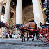 Ciao botticelle: Aus für Pferdekutschen in Rom