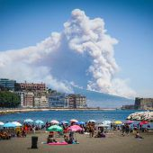 Italien fordert Hilfe gegen Waldbrände an