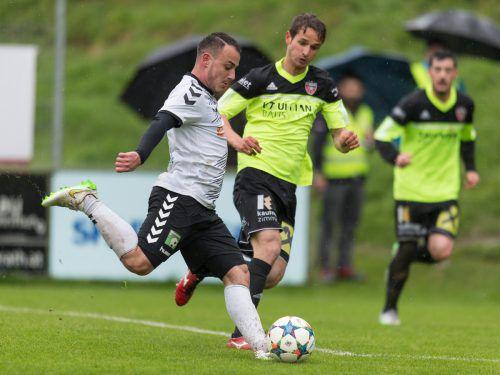 Esref Demircan will seine Torgefährlichkeit auch in der Regionalliga unter Beweis stellen.Foto: sams