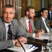 Ex-Minister Bartenstein verteidigt Gegengeschäfte