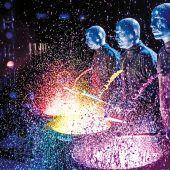 Blue Man Group auf Welttournee