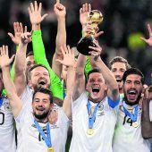 Deutschlands Himmelsstürmer krönen Fußballsommer