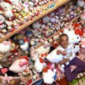 Ein Leben für Hello Kitty