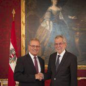 Amtsantritt der Vorarlberger Vorsitzenden