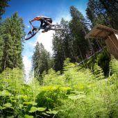 Schwemmer und Wünscher Downhill-Sieger