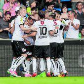 SCR Altach reicht 1:1-Heimremis zum Europa-League-Aufstieg