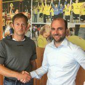 Klemencic-Müller trainiert die Jugend