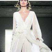 Elegant in Weiß