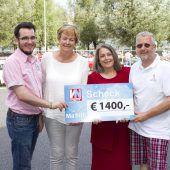 Oldtimer-Ausfahrt brachte 1400 Euro für Ma hilft