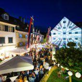 Zehn Jahre Anton-Schneider-Straßenfest