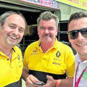 Hohenems-Connection in der Formel 1