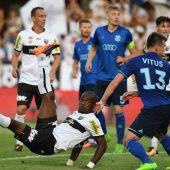 SCR Altach muss sich mit 1:1 gegen Dynamo Brest begnügen